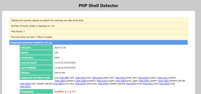 shelldetect11